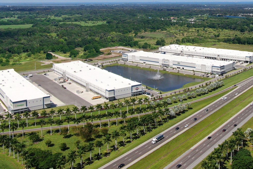 Florida International Tradeport - Benderson Development